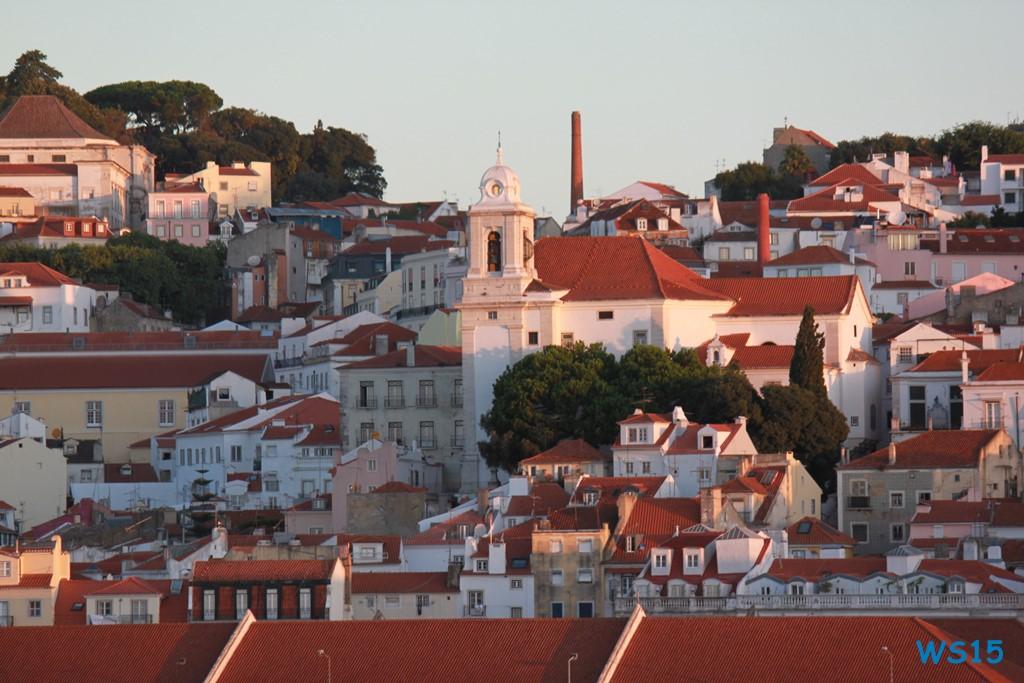 Was Sollen Wir Von Lissabon Halten Schulz Auf Kreuzfahrt