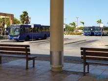 Busbahnhof Oranjestad Aruba 19.04.06 - Strände der Karibik über den Atlantik AIDAperla