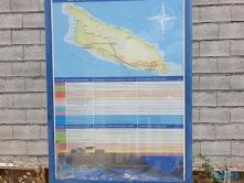 Busfahrplan Oranjestad Aruba 19.04.06 - Strände der Karibik über den Atlantik AIDAperla