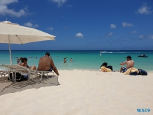 Oranjestad Aruba 19.04.06 - Strände der Karibik über den Atlantik AIDAperla