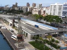 Santa Cruz de Tenerife 19.04.21 - Strände der Karibik über den Atlantik AIDAperla