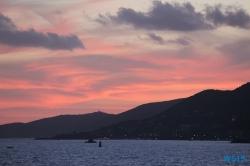 Ajaccio Korsika 14.08.24 - Tunesien Italien Korsika Spanien AIDAblu Mittelmeer