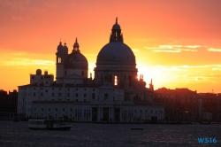 Venedig 16.10.08 - Von Venedig durch die Adria AIDAbella