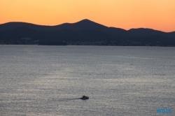 Zadar 16.10.07 - Von Venedig durch die Adria AIDAbella