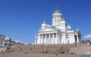 Dom Helsinki 18.07.28 - Eindrucksvolle Städtetour durch die Ostsee AIDAdiva