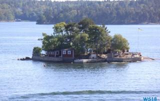 Stockholm 18.07.26 - Eindrucksvolle Städtetour durch die Ostsee AIDAdiva