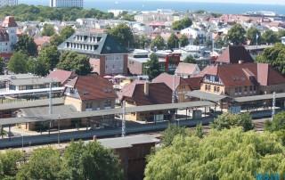 Warnemünde 18.07.23 - Eindrucksvolle Städtetour durch die Ostsee AIDAdiva