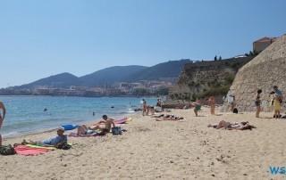 Ajaccio 18.07.10 - Strände, Städte und Sonne im Mittelmeer AIDAstella