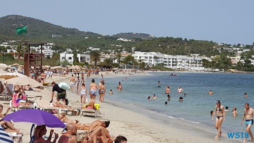 Ibiza Karte Strande.Ein Letzter Strand Sonne Seegras Schulz Auf Kreuzfahrt