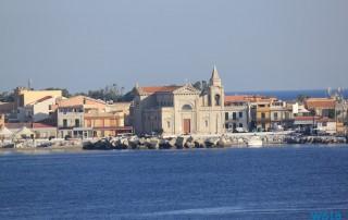 Messina 18.07.13 - Strände, Städte und Sonne im Mittelmeer AIDAstella