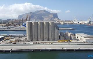 Palermo 18.07.15 - Strände, Städte und Sonne im Mittelmeer AIDAstella