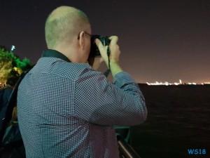 Schulz auf Kreuzfahrt - Reiseberichte mit Humor und Foto - Foto Hannah in New York