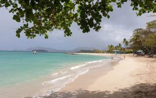 Castries St. Lucia 19.04.12 - Strände der Karibik über den Atlantik AIDAperla