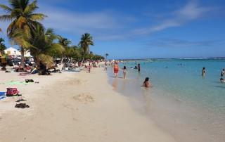 Pointe-à-Pitre Guadeloupe 19.04.14 - Strände der Karibik über den Atlantik AIDAperla