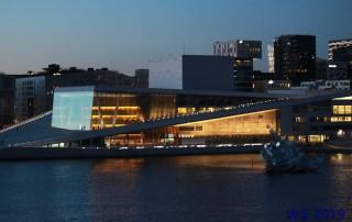 Oper Oslo 19.05.30 - Beste Liegeplätze Ostsee-Kurztour AIDAbella