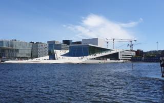 Oper Oslo 19.05.31 - Beste Liegeplätze Ostsee-Kurztour AIDAbella