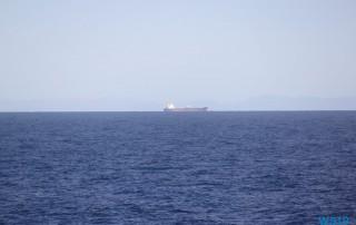 Mittelmeer 19.10.15 - Von Kiel um Westeuropa nach Malle AIDAbella