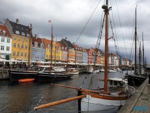 Nyhavn Kopenhagen 19.10.04 - Von Kiel um Westeuropa nach Malle AIDAbella