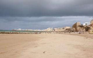 Playa Santa María Del Mar Cádiz 19.10.14 - Von Kiel um Westeuropa nach Malle AIDAbella