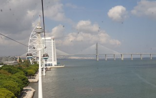 Torre Vasco da Gama Lissabon 19.10.12 - Von Kiel um Westeuropa nach Malle AIDAbella