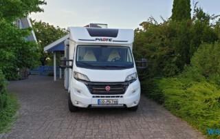 Ahrensburg 20.07.31 - Wegen Corona mit dem Wohnmobil durch Dänemark