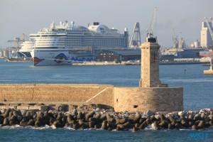 AIDAperla Livorno 17.07.26 - Italien, Spanien und tolle Mittelmeerinseln AIDAstella