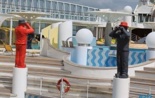 AIDAsol Nordsee 15.05.17 - Metropolen England Niederlande AIDAsol Kurzreise