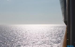 Adria 16.10.03 - Von Venedig durch die Adria AIDAbella