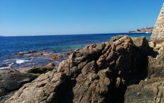 Ajaccio Korsika 14.09.03 - Tunesien Italien Korsika Spanien AIDAblu Mittelmeer
