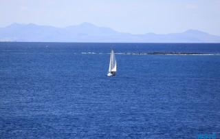 Arrecife Lanzarote 15.10.29 - Zwei Runden um die Kanarischen Inseln AIDAsol Kanaren