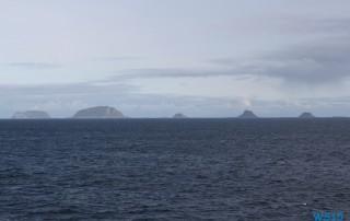 Atlantik 12.08.22 - Norwegen Island Schottland AIDAmar Nordeuropa