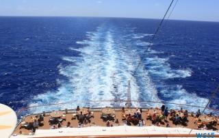 Atlantik 14.04.11 - Karibik nach Mallorca AIDAbella Transatlantik