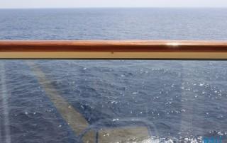 Atlantik 17.04.11 - Unsere Jubiläumsfahrt von Gran Canaria nach Hamburg AIDAsol Westeuropa