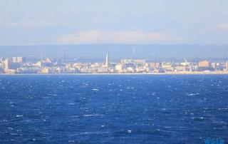 Bari 16.10.12 - Von Venedig durch die Adria AIDAbella