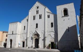 Basilika San Nicola Bari 16.10.05 - Von Venedig durch die Adria AIDAbella