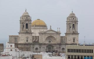 Kathedrale Cádiz 14.04.18 - Karibik nach Mallorca AIDAbella Transatlantik