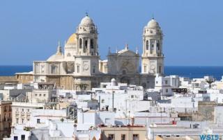 Cádiz 15.08.26 - Norwegen Fjorde England Frankreich Spanien Portugal Marokko Kanaren AIDAsol Nordeuropa Westeuropa