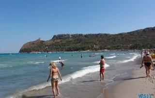 Cagliari Sardinien 17.07.17 - Italien, Spanien und tolle Mittelmeerinseln AIDAstella