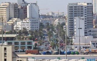 Casablanca 15.08.27 - Norwegen Fjorde England Frankreich Spanien Portugal Marokko Kanaren AIDAsol Nordeuropa Westeuropa