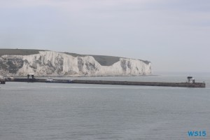 Dover 15.05.16 - Metropolen England Niederlande AIDAsol Kurzreise