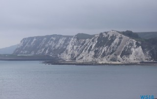 Dover 18.04.29 - Kurz in die Nordsee AIDAsol