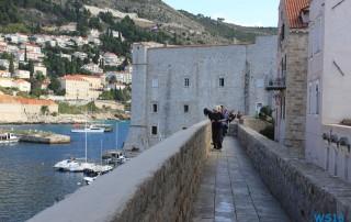 Dubrovnik 16.10.13 - Von Venedig durch die Adria AIDAbella