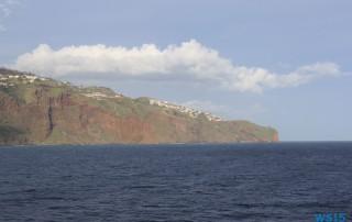 Funchal Madeira 13.03.22 - Kanaren Madeira Spanien Portugal Frankreich AIDAbella Westeuropa