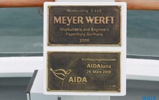Hamburg 12.03.31 - Unsere erste Kreuzfahrt AIDAluna Nordeuropa