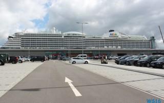Hamburg 16.07.09 - Das neue Schiff entdecken auf der Metropolenroute AIDAprima