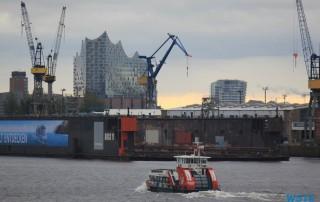 Hamburg 18.05.01 - Kurz in die Nordsee AIDAsol