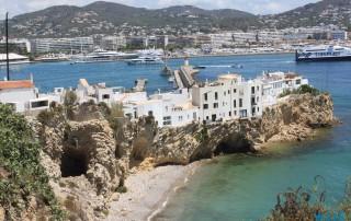 Ibiza 16.07.22 - Die kleinen Perlen des Mittelmeers AIDAstella