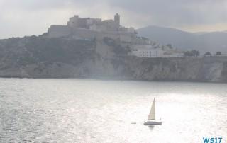 Ibiza 17.07.19 - Italien, Spanien und tolle Mittelmeerinseln AIDAstella