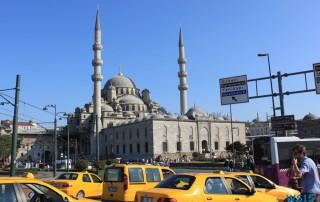 Istanbul 13.07.14 - Türkei Griechenland Rhodos Kreta Zypern Israel AIDAdiva Mittelmeer