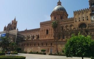 Kathedrale Palermo 14.08.20 - Tunesien Italien Korsika Spanien AIDAblu Mittelmeer